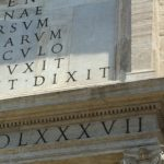 #AtoZChallenge X for X – that's ten in Roman Numerals