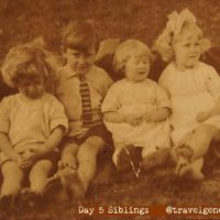 #AtoZChallenge S is for the Dawson Siblings