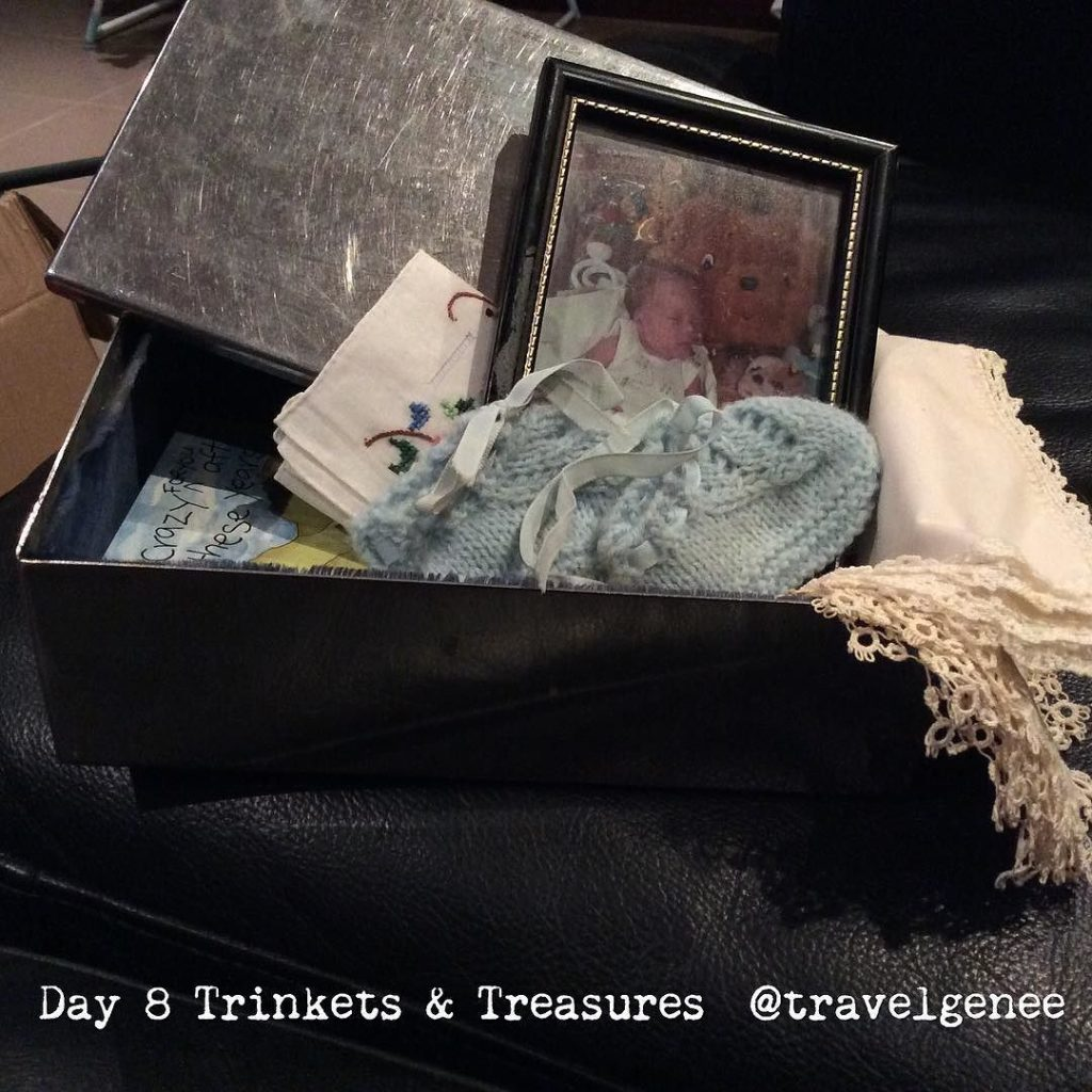 Family History Trinkets & Treasures