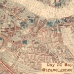 #AtoZChallenge M for Map – Charles Booth Poverty Maps