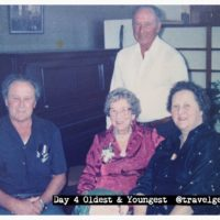 #AtoZChallenge Y for Youngest to Oldest – Dawson Family