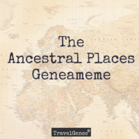 The Ancestral Places Geneameme