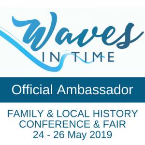 Waves in Time Ambassador