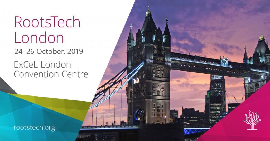 RootsTech London Registration is now open