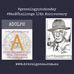 #AtoZChallenge ADOLPH