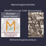 AtoZChallenge Miramar South School by TravelGenee