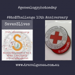 AtoZChallenge Saves3Lives