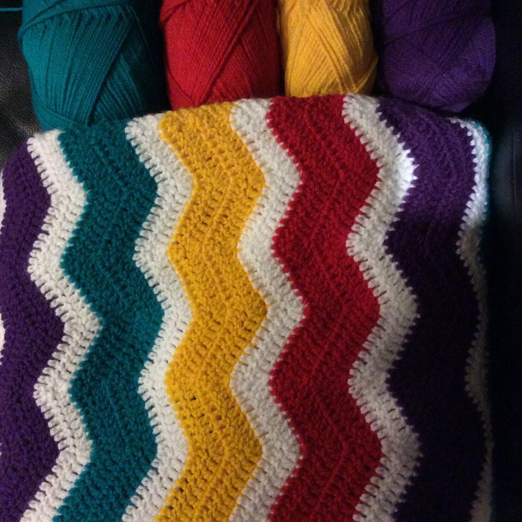 Zigzag Crochet
