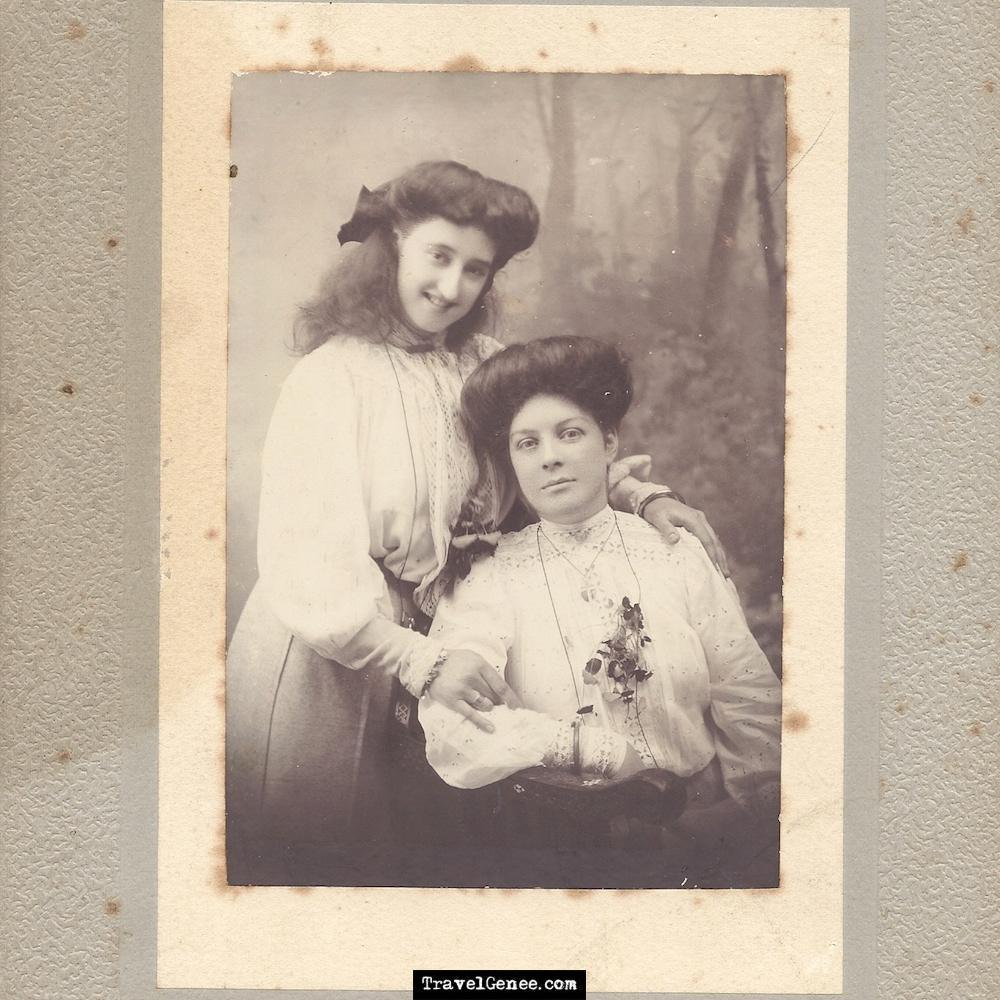 Nellie and Mary Ireland