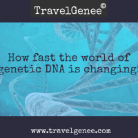 How fast the world of genetic DNA is changing!
