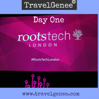 Day One RootsTech London