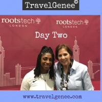 Day Two RootsTech London