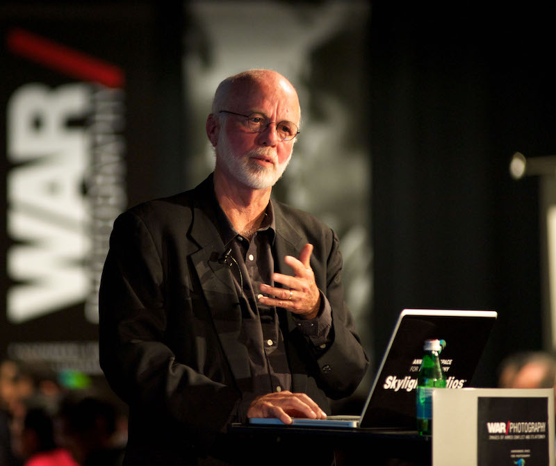 White House Photographer David Kennerly to Keynote RootsTech 2020