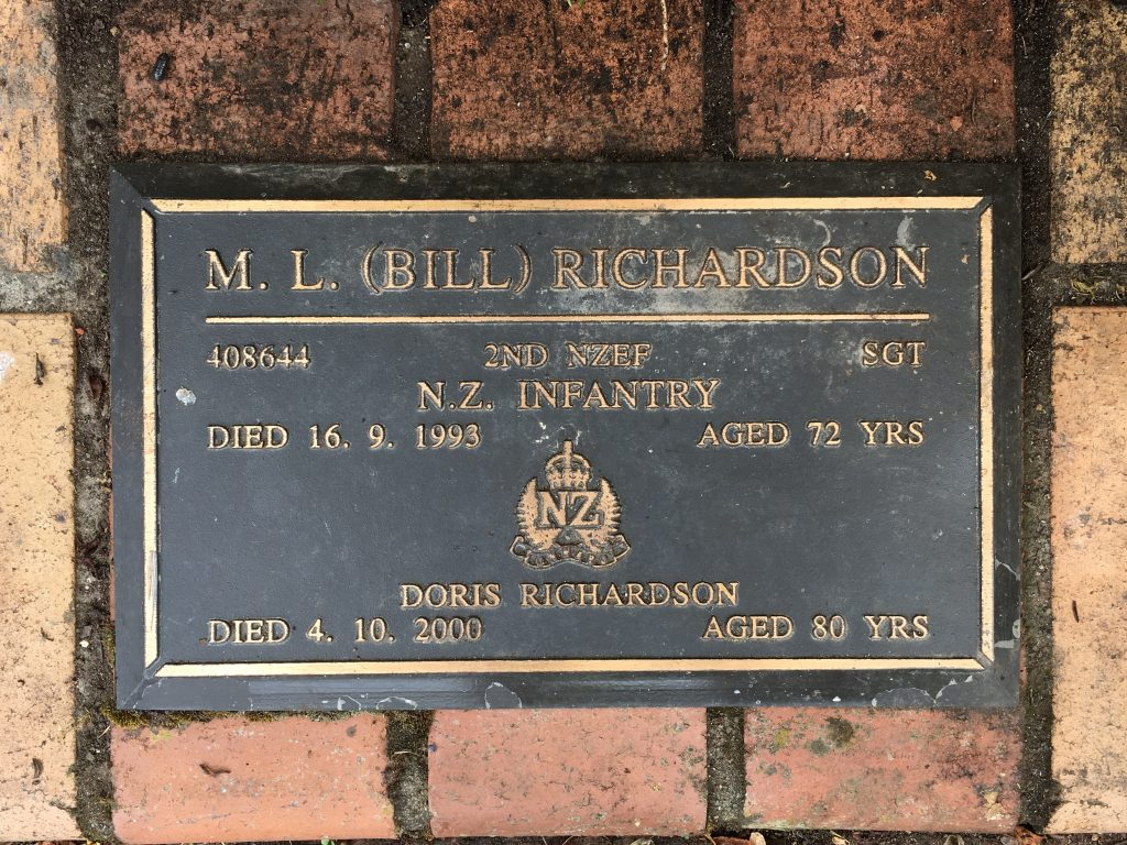 Uncle Bill Richardson