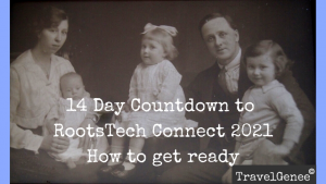14 Days to RootsTech Connect: Register Now!