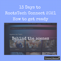 13 Days to RootsTech Connect