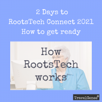 Ready for Rootstech: How it works