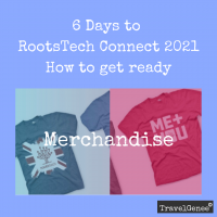 RootsTech Connect Merchandise