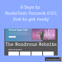 8 Days to RootsTech Connect: The Wondrous Website